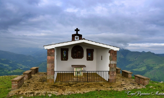 Randonnée Pic Oylarandoy 930m