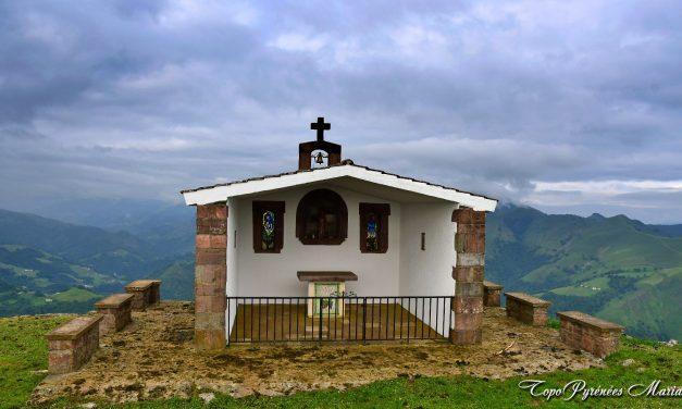 Randonnée Le Monhoa 1021m