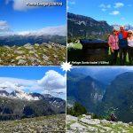 Randonnée Punta Lierga (2267m)