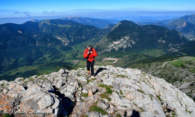 Randonnée Pollegó Superior (Pedraforca) 2497m
