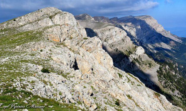 Randonnée Serra del Cadi (Pico de la Comabona) 2547m