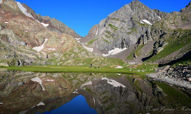 Randonnée au Pic de Tebarray (2886m)