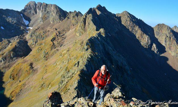 Randonnée au Pic Hautafulhe (2647m) en Aller/Retour