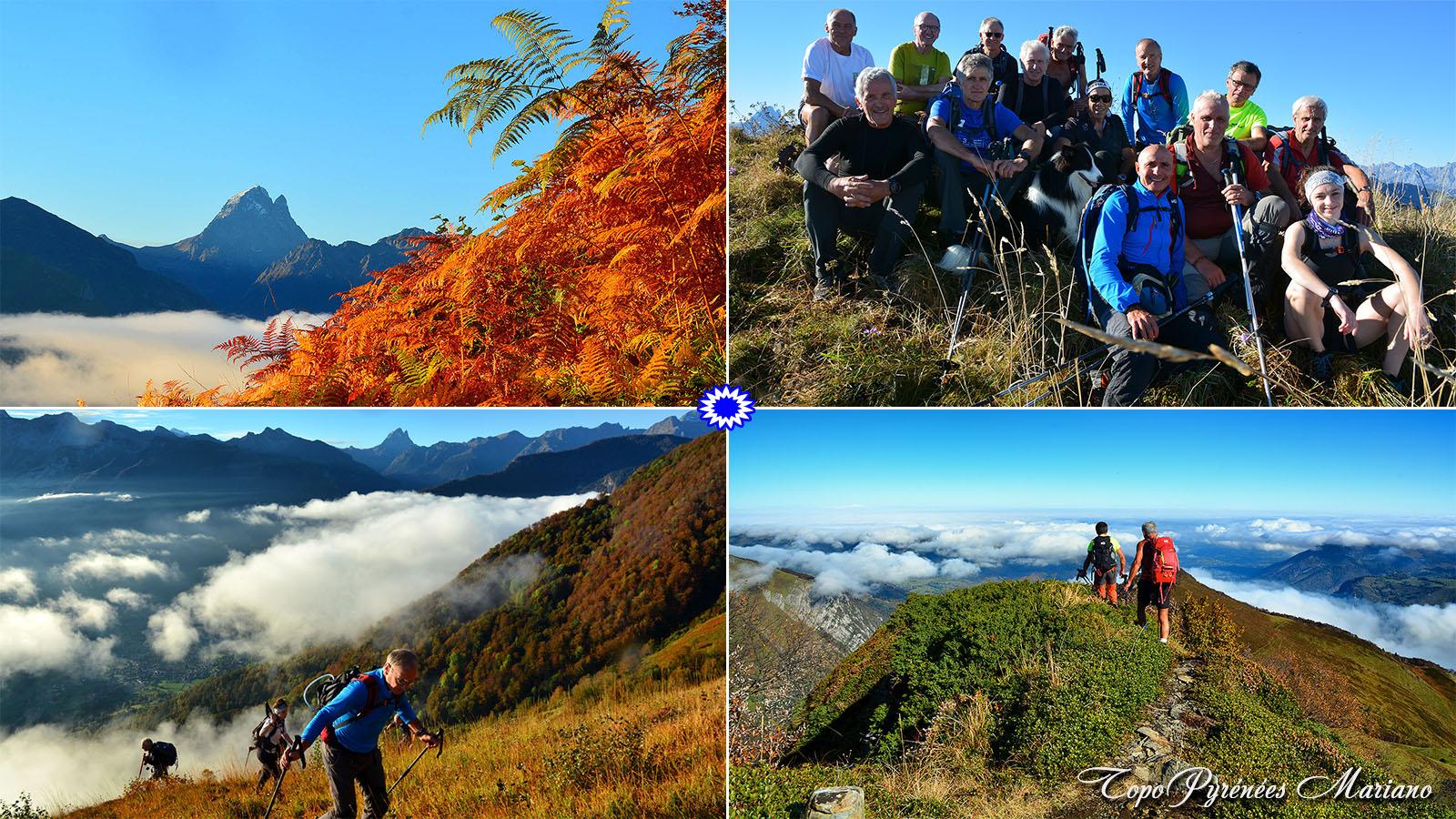Randonnée des Cinq Monts depuis Laruns