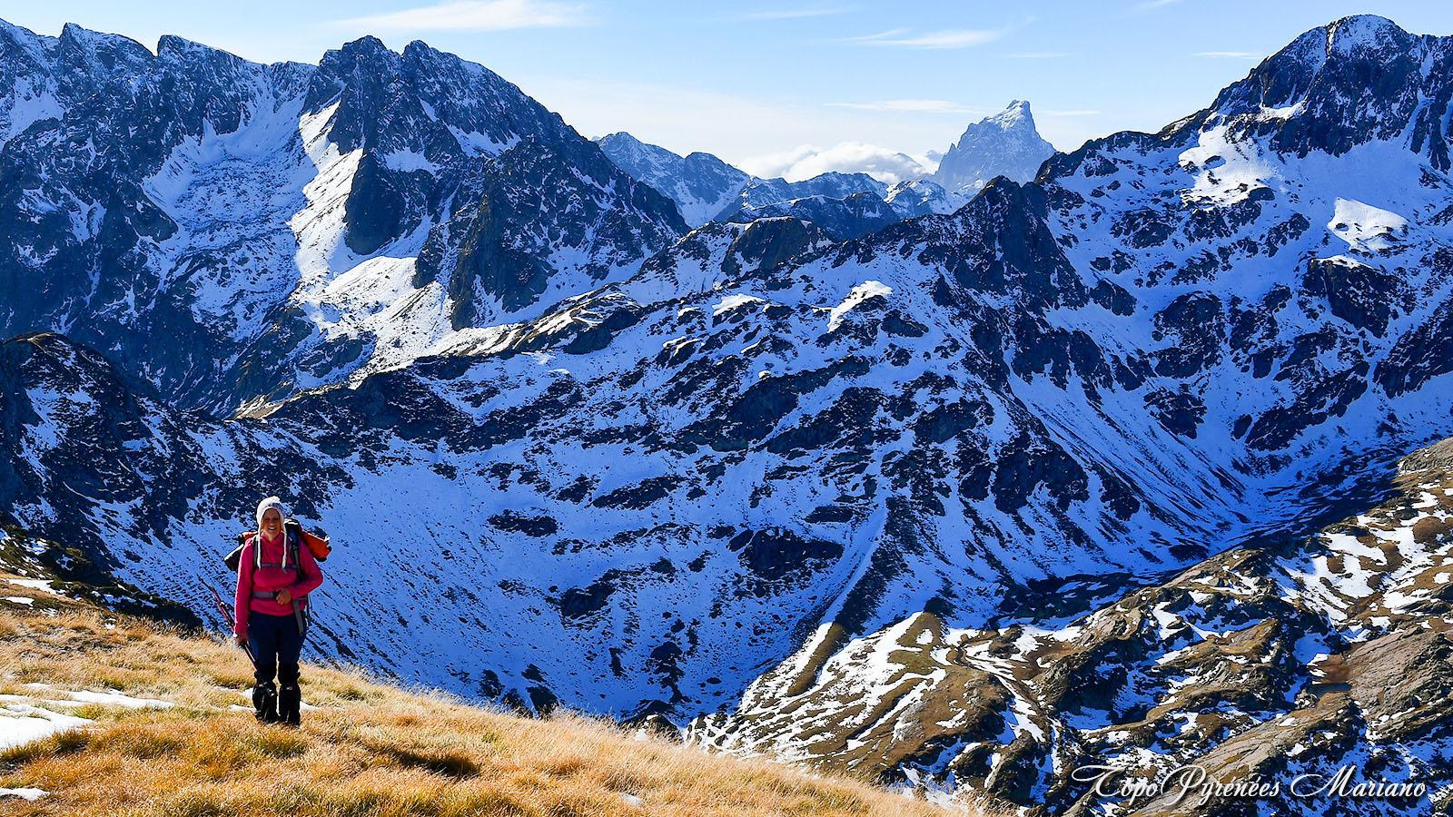 Randonnée Pic Sanctus 2482m