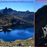Randonnée Pic Arrouy (2708m) en boucle par les lacs de Pouey-Laun (2360m) et lac de Migouélou (2278m)