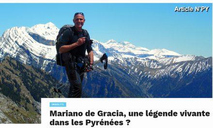 Une légende vivante dans les Pyrénées (N-PY)