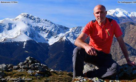 Randonnée en boucle au Pic Salhagagne (1053m) et Pic Beloscare (1170m) depuis Logibar