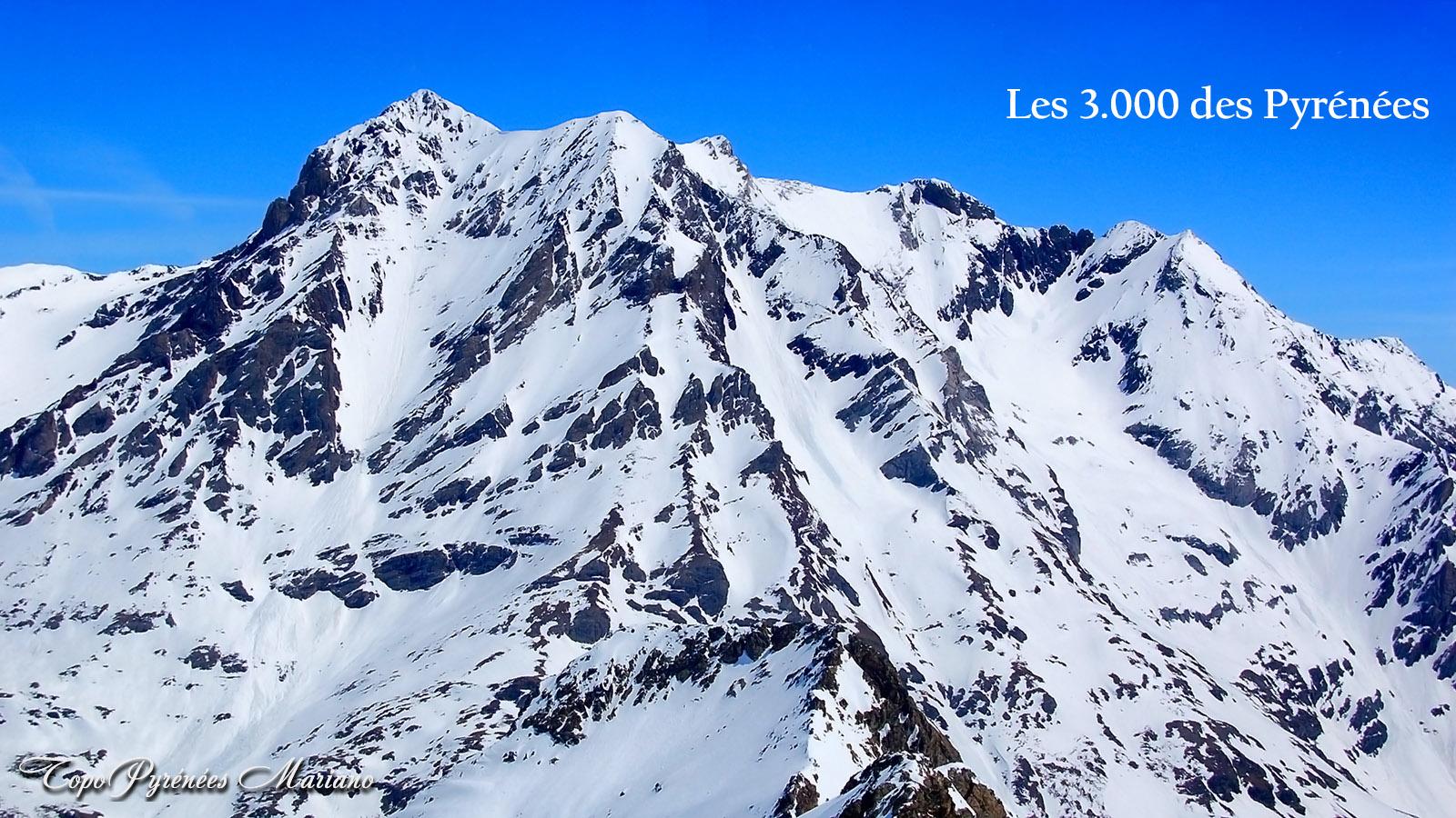 Les 3.000 des Pyrénées