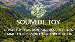 Une association qui accueille des femmes en rémission d'un cancer du sein, le temps d'une semaine d'activités, loin de leur quotidien, au cœur des Pyrénées.