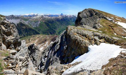 Randonnée Chipeta Alto (2189m)