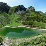 Randonnée au lac Puits d'Arious (1867m)