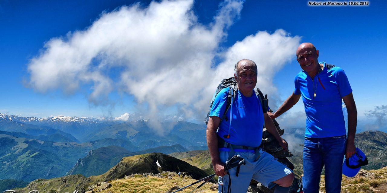 Randonnée Pic de Saint-Barthélemy (2348m) depuis Moulzoune