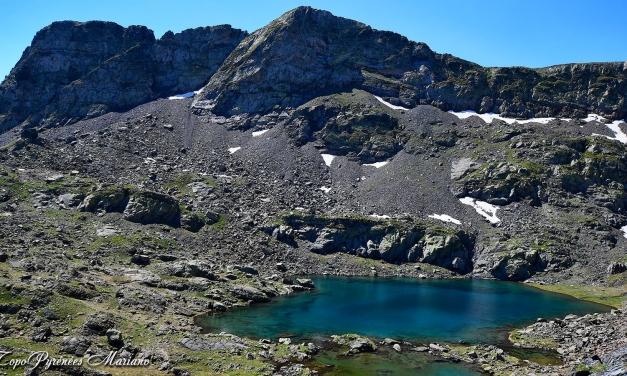 Randonnée aux lacs de Montferrat (2380m)