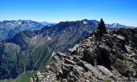 Randonnée Pic du Lustou (3023m)