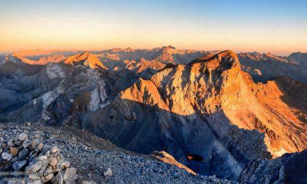 Bivouac au Mont Perdu (Monte Perdido) 3355m