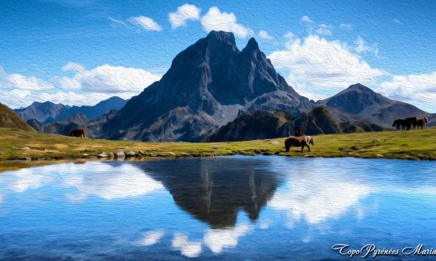 Randonnée en boucle au Turon Garié (2381m) et le Soum d'Aas (2427m) par le lac d'Aule (2042m)