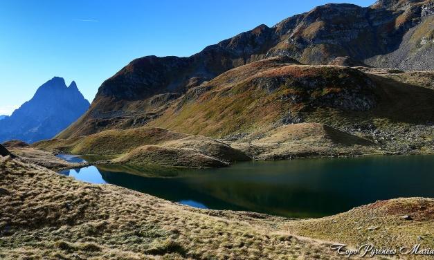 Randonnée Lac d'Aule (2042m) et Pic d'Auliou (2409m)