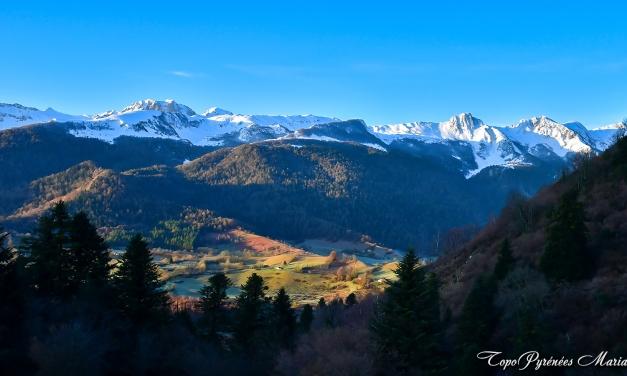 Les Pics d'Escurets (1440m) et Senzouens (1392m) par les Cromlechs de Lous Couraus et la Cabane Castillou