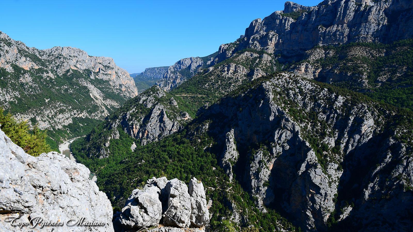 Randonnée en boucle au Grand Margès (1571m)