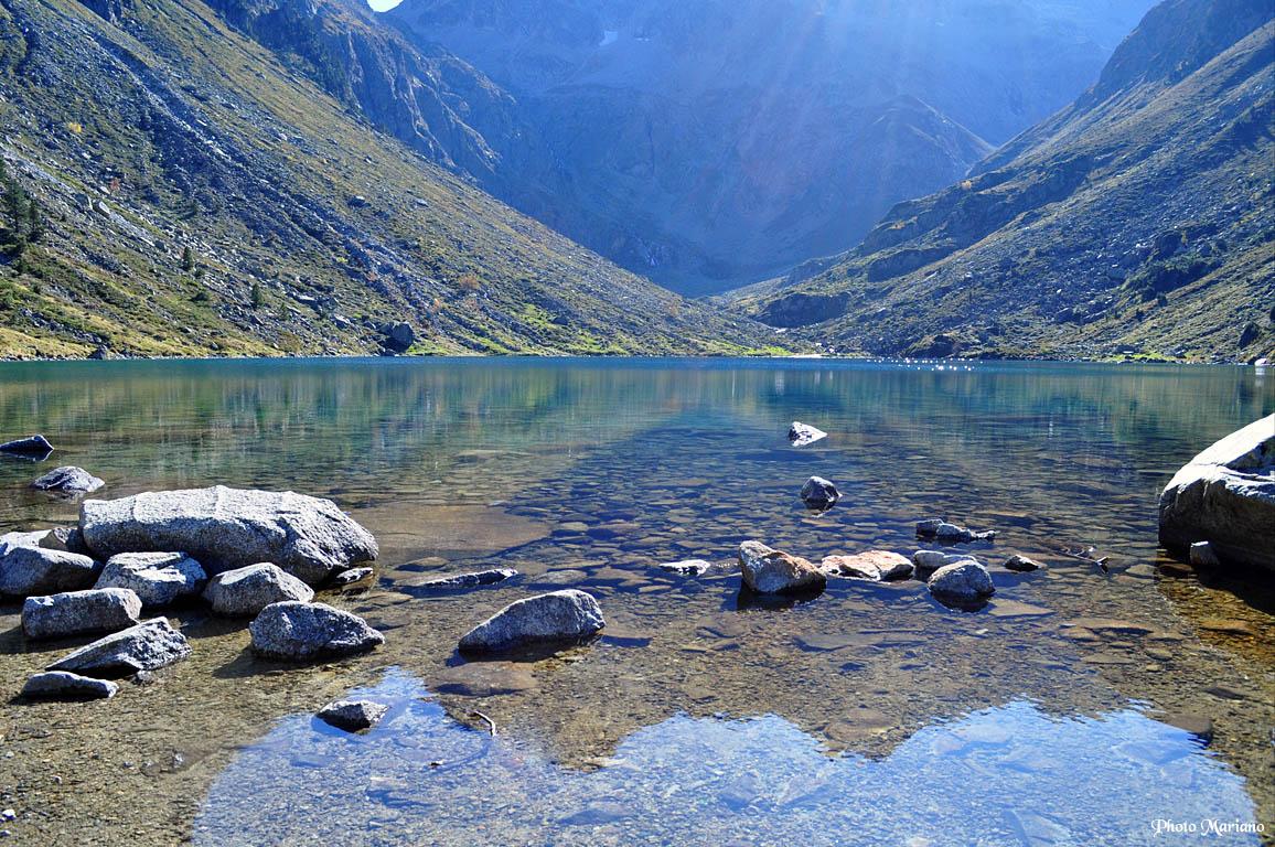 Randonnée Lac d'Estom 1804m