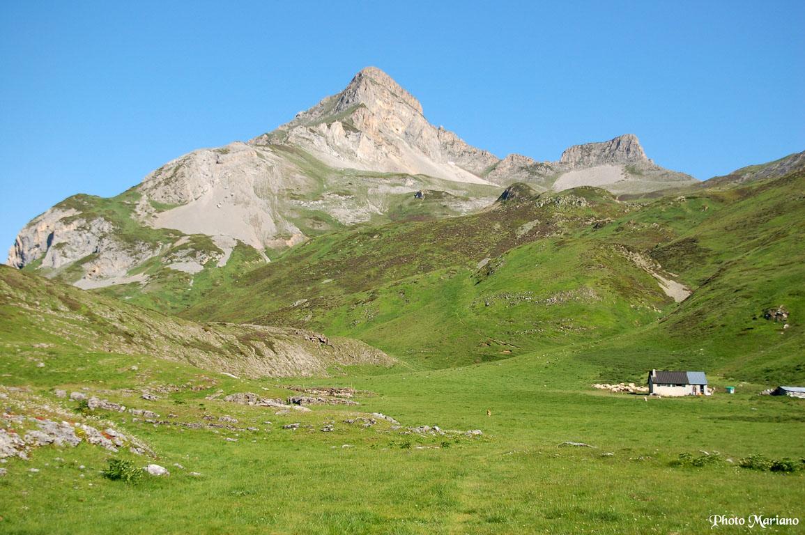 Randonnée Pic de Cézy 2209m