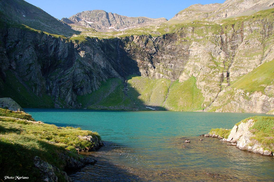 Randonnée Lac d'Isabe 1925m