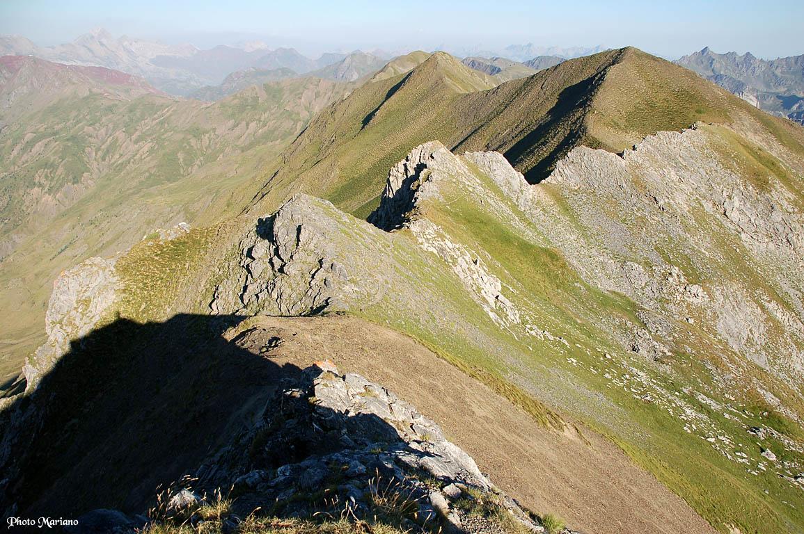 Randonnée Pics Anéou 2364m, Canaourouye 2347m et Gradillère 2271m