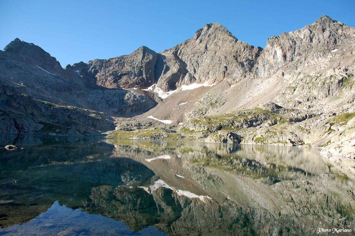 Randonnée refuge et lacs d'Arrémoulit 2305m