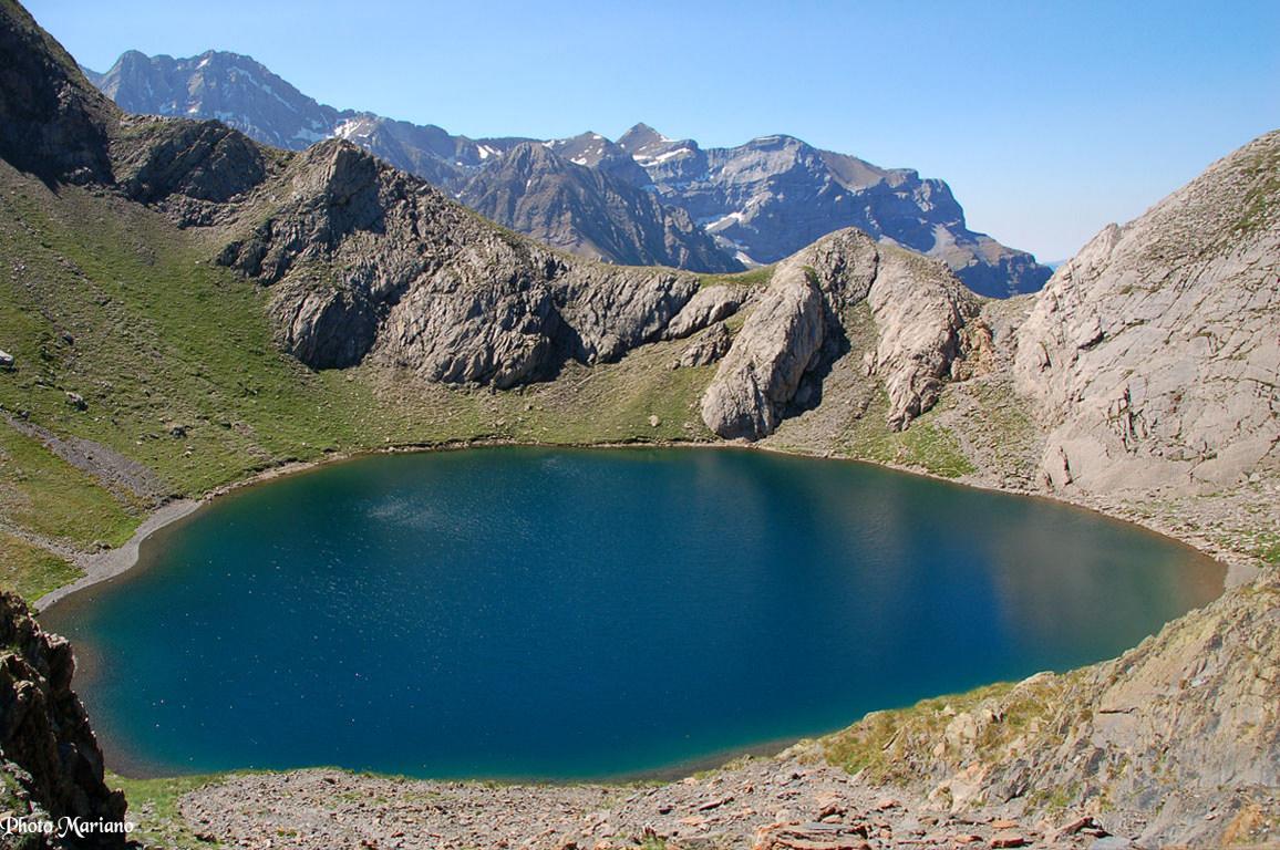 Randonnée Lac Bernatoire 2275m et Pic 2516m
