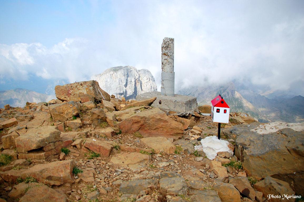 Randonnée Pic d'Aspe 2645m