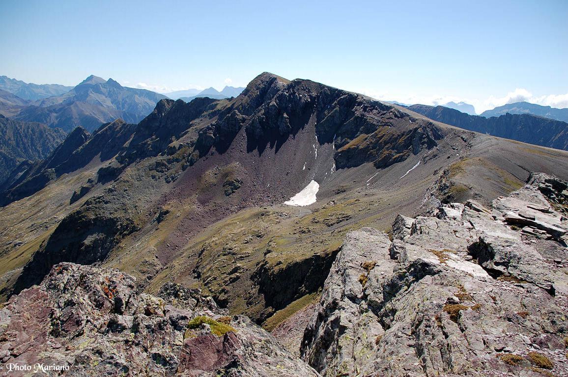 Randonnée Pic barrosa 2772m