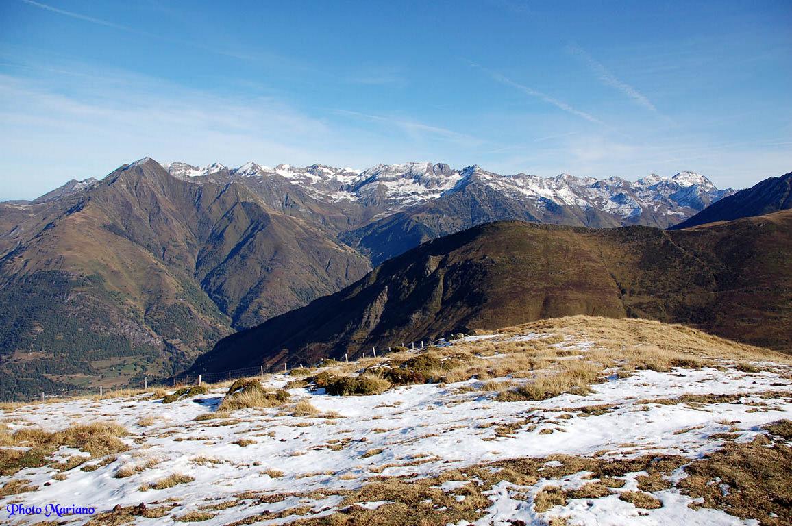 Randonnée Pic de Bergons 2068m