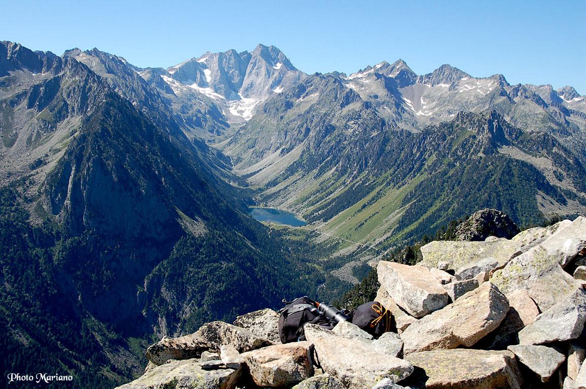Randonnée Pic de Péguère 2316m