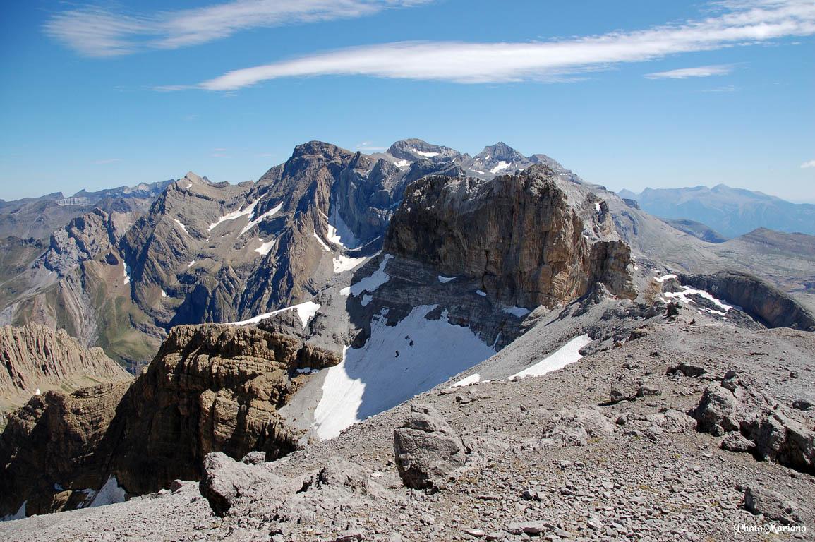 Randonnée Pic du Taillon 3144m
