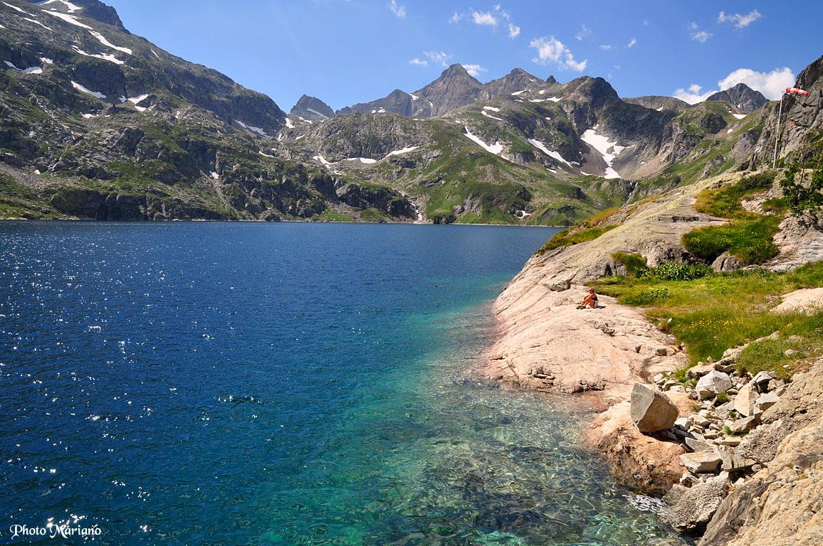 Randonnée Lac d'Artouste 1997m