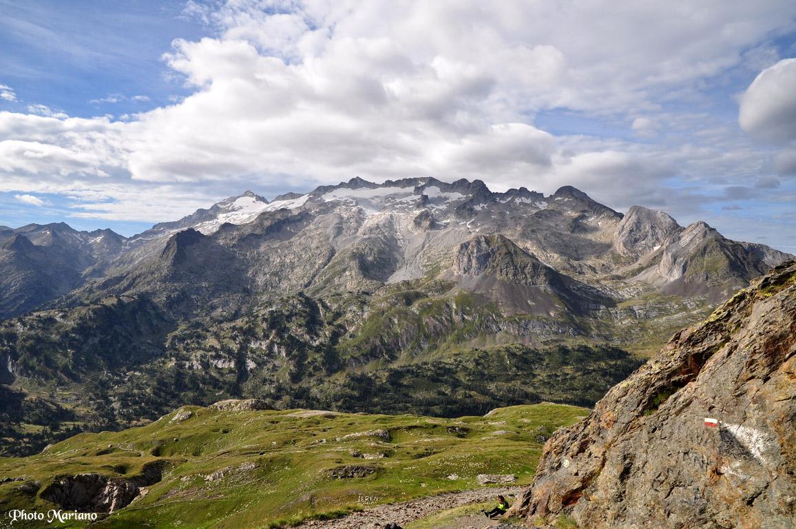 Randonnée Pic Sauvegarde 2738m