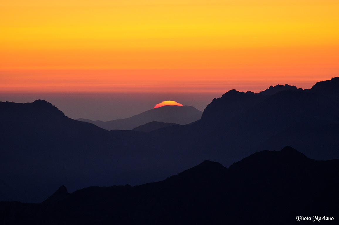 Randonnée Balaitous 3144m avec bivouac au sommet