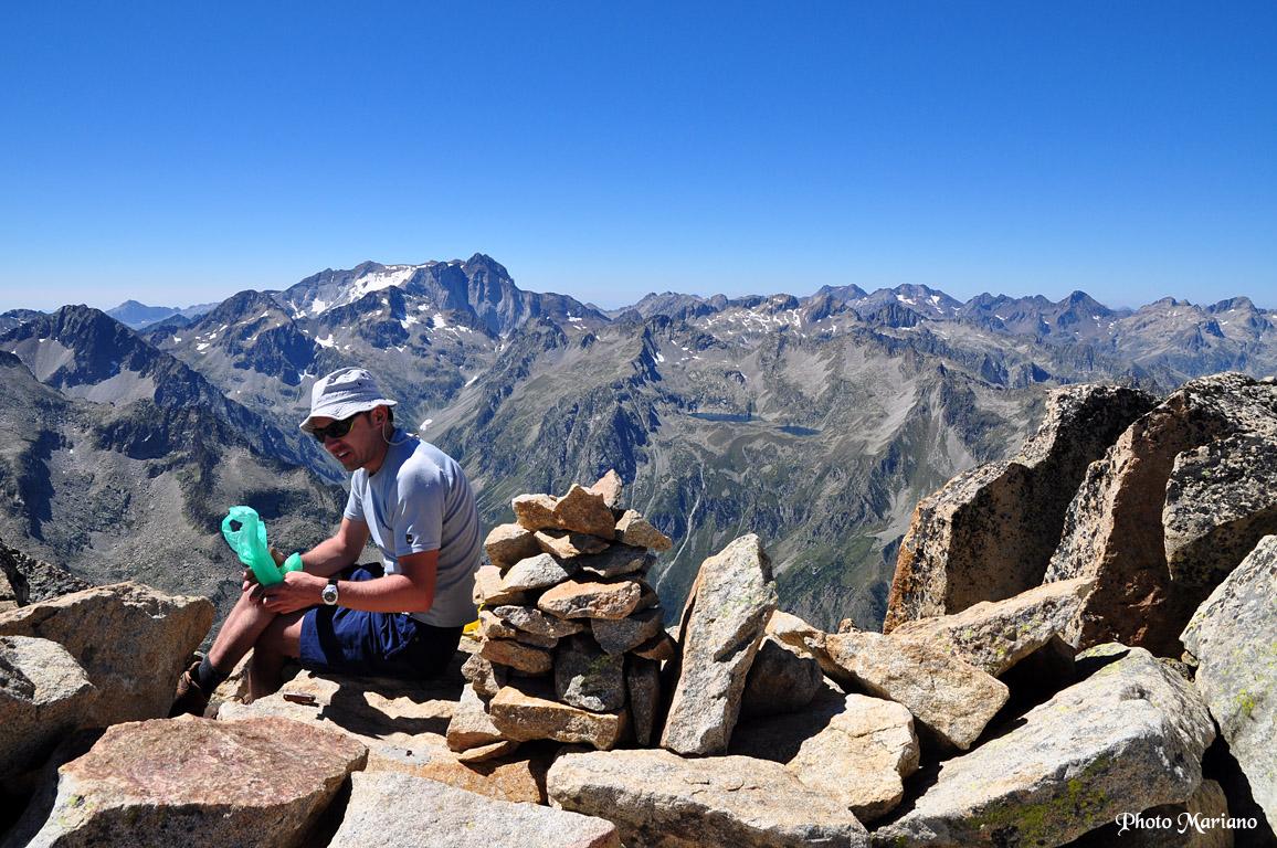 Randonnée Pic Ardiden 2988m