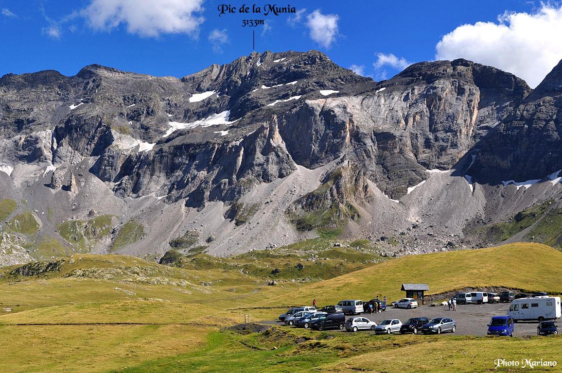 Randonnée Pic de la Munia 3133m