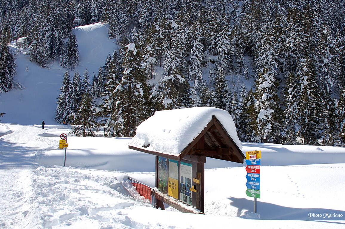 Sorties hivernales dans les Hautes-Pyrénées (raquettes à neige, ski de randonnée ou crampons/piolet)