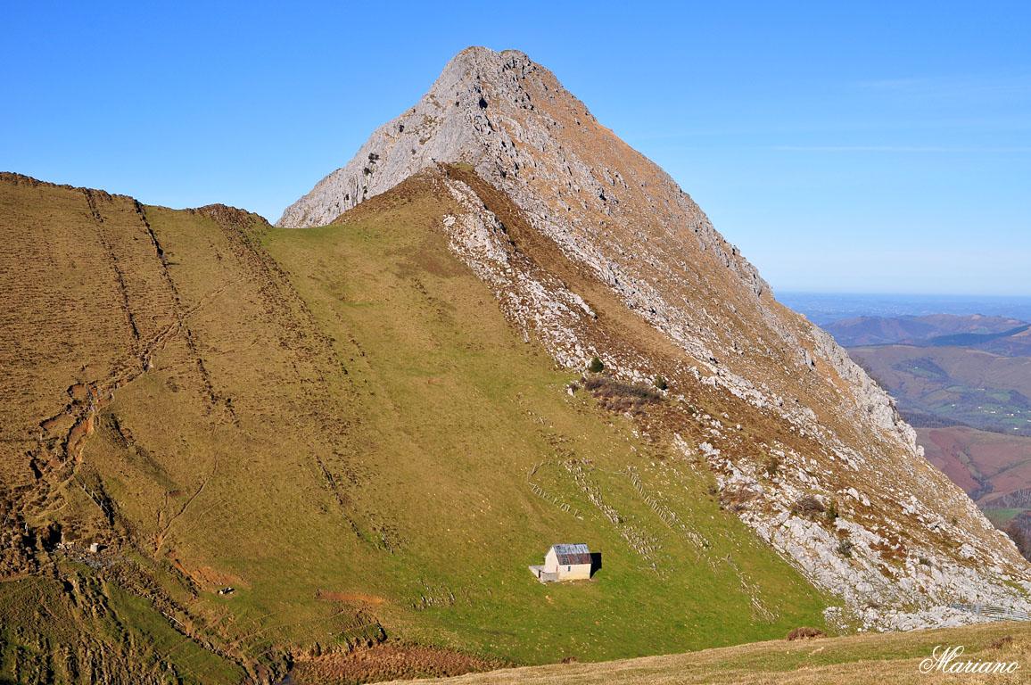 Randonnée Mustayou 1206m, Souturou 1183m, Biscacou 1168m et Saraillé 1242m