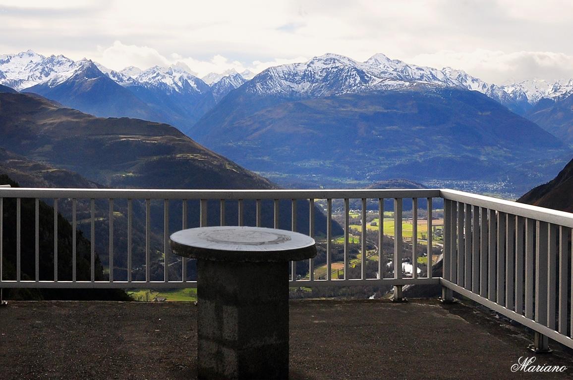 Randonnée Pic du Jer 948m