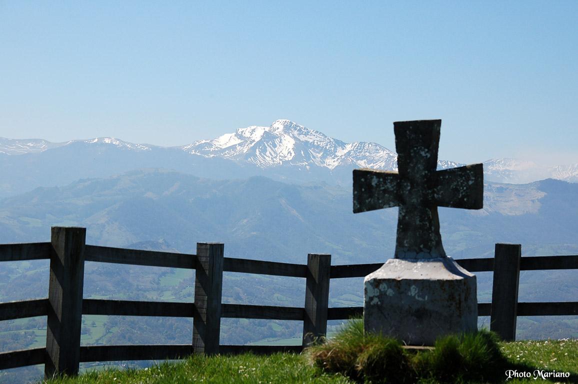 Randonnée Chapelle de la Madeleine 795m