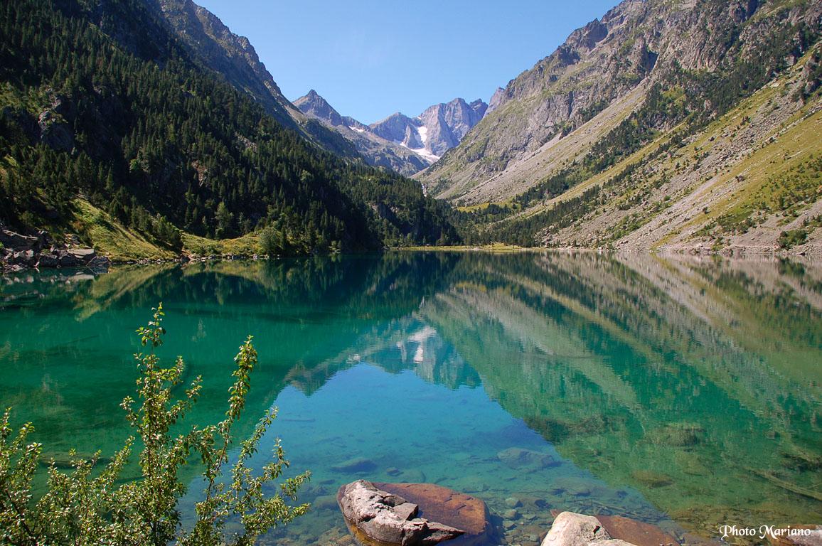 Randonnée Lac de Gaube 1725m