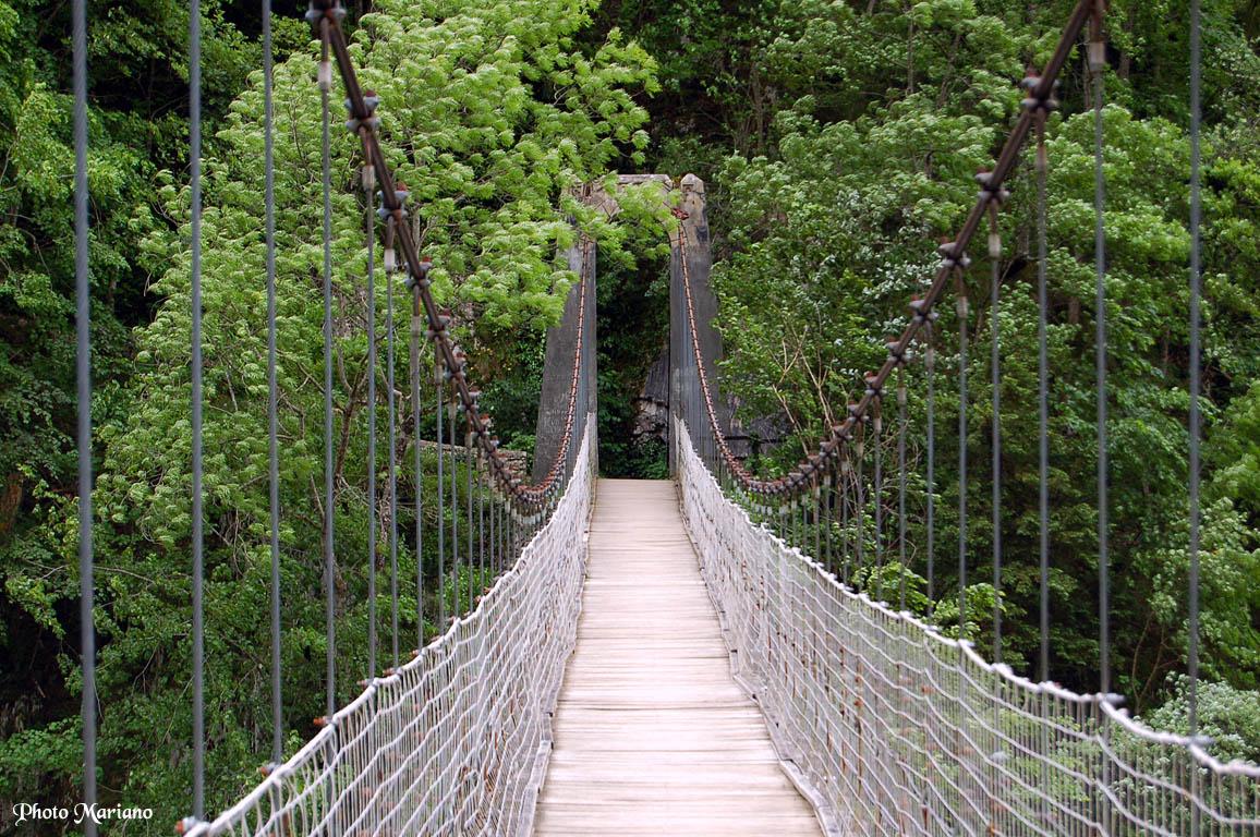 Randonnée Passerelle d'Holzarté 600m