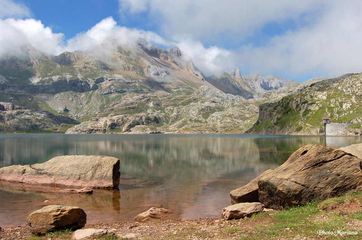 Randonnée Lac d'Estaens 1754m