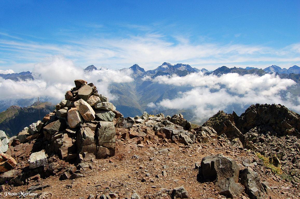 Randonnée Pic du Peyreget 2487m