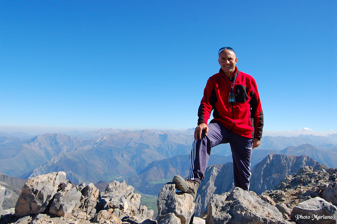 Randonnée Pic d'Anie 2504m