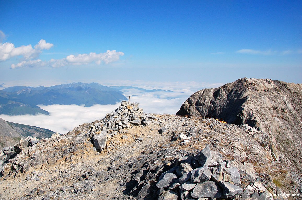 Randonnée Pic de Ger 2613m